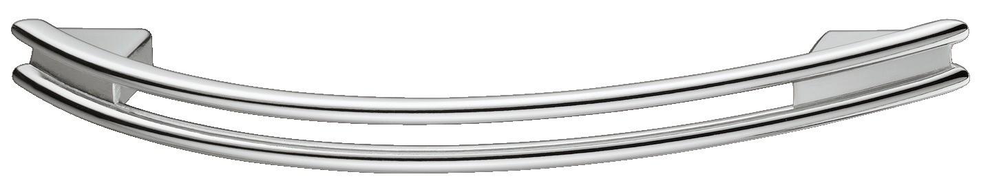 Greb, 2 helbuer, forkrom poleret, 124-169 mm