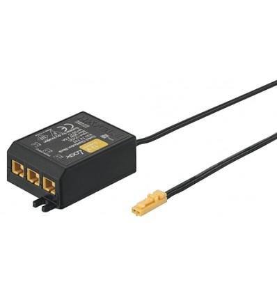 Loox fordeler 12V - 3 tilslutninger + kontakt