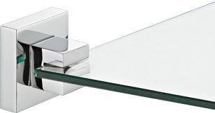 Image of   Glashyldeholder - 2 stk - selvklæbende