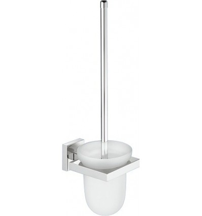 Toiletbørsteholder - selvklæbende