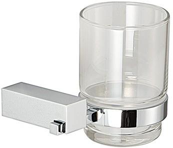 Ecking Glasholder, poleret messing
