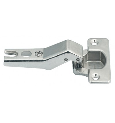 Häfele Metallamat A hængsel - 92º - 45º vinkelanvendelse