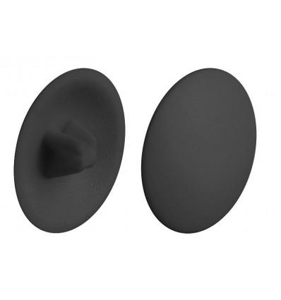 Dækkappe, sort til PZ2 - RAL 9005 - 100 stk
