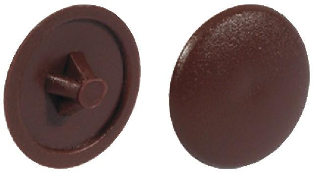 Image of   Dækkappe, brun til PZ2 - RAL 8007 - 200 stk