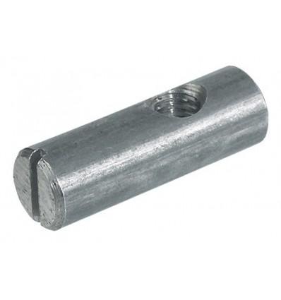 Tværbøsning - Excenter hul - M6 gevind - 100 stk.