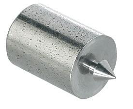 Image of   Centerstift til tryksamlebeslag - Opmærkning