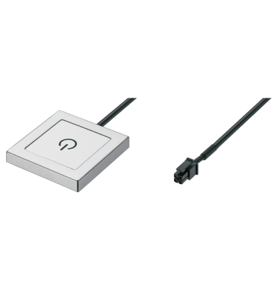 Loox sensorkontakt - Sølvfarvet