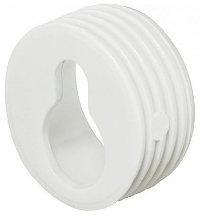 Ophængsbeslag - Plastic - Nøglehul