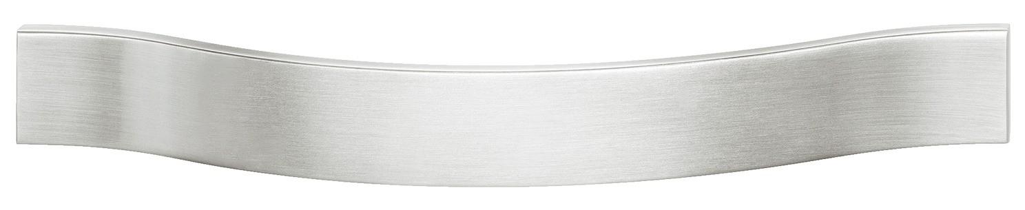 Billede af Kraftigt buegreb aluminium, stålfarvet