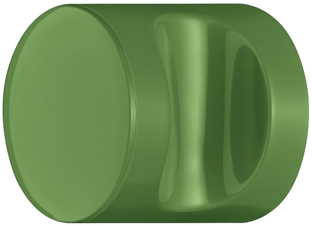 Image of   Knopgreb, rund med fordybning, majgrøn, polyamid