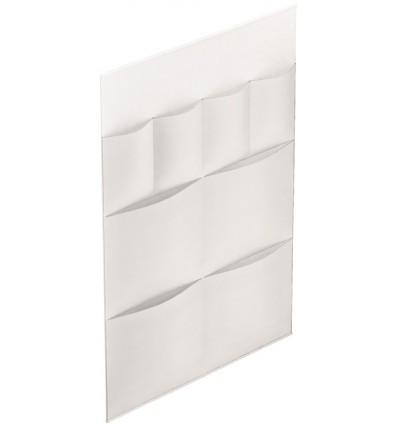 DressCode - Opbevaringspose i stof - Hvid