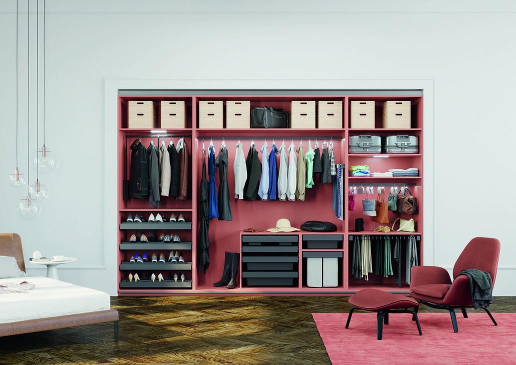 Billede af DressCode - Garderobelift - Umbragrå