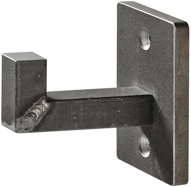 Image of   Garderobekrog i stål for et råt og kraftfuld look
