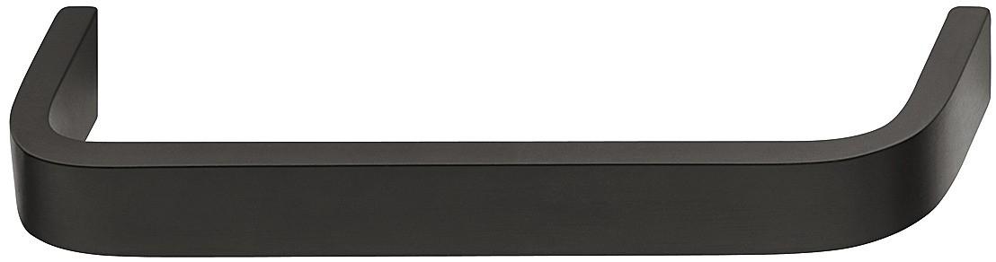 Image of   Bøjlegreb i sort eloxeret aluminium