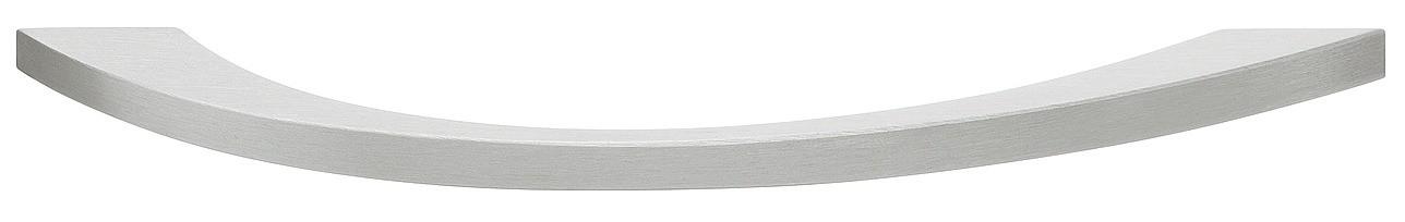 Image of   Buede smal greb i mat børstet rustfrit stål
