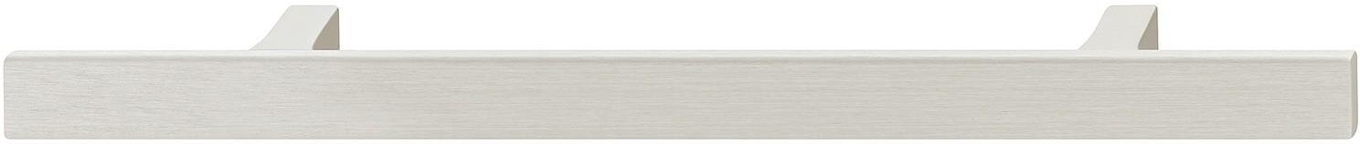 Image of   Sokkelgreb i stålfarvet aluminium, model H1555