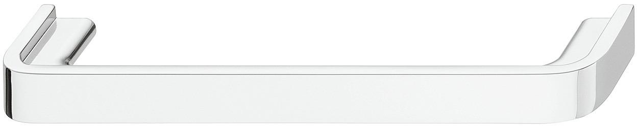 Image of   Bøjlegreb med bløde runderinger i forkromet poleret zinklengering - model H1385