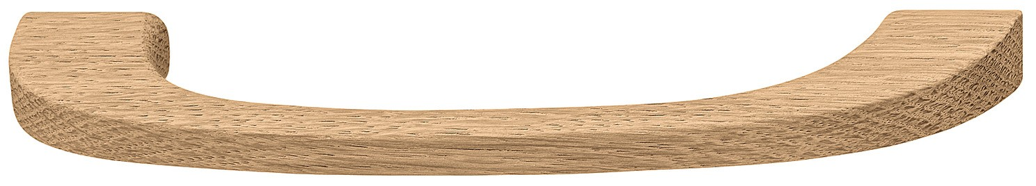 Image of   Buegreb i slebet natur egetræ, 186-250 mm