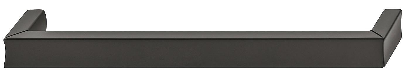Image of   Bøjlegreb i mat sort lakeret zinklegering - model Häfele Design H1915