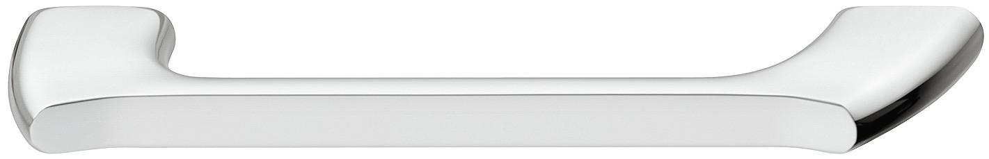 Image of   Bøjlegreb i forkromet poleret zinklegering - model Häfele Design H1770