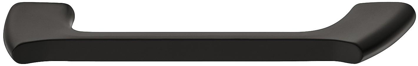 Image of   Bøjlegreb i mat sort zinklegering - model Häfele Design H1770