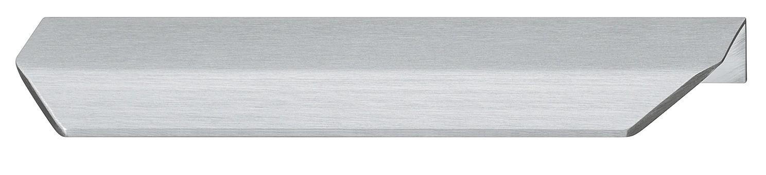 Image of   Kantgreb i stålfarvet og eloxeret aluminium