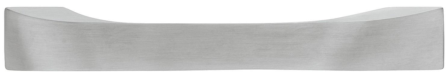 Image of   Eloxeret stålfarvet aluminium bøjlegreb Häfele design model H1965