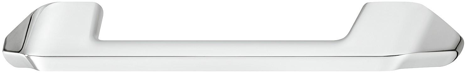 Image of   Greb i forkrom poleret zinklegering med brede sokler - model H1755