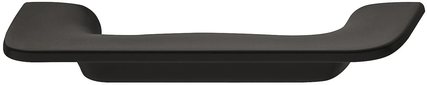 Image of   Bøjlegreb i mat sort zinklegering - model H1760