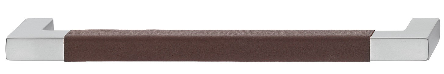 Image of   Greb, aflang rektangulær, læderomslag 140-172mm