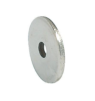 Modstykke til magnetlås på metalskabe - Galvaniseret stål