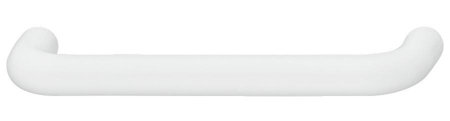 Image of   Greb, Hvid plastic, Billig