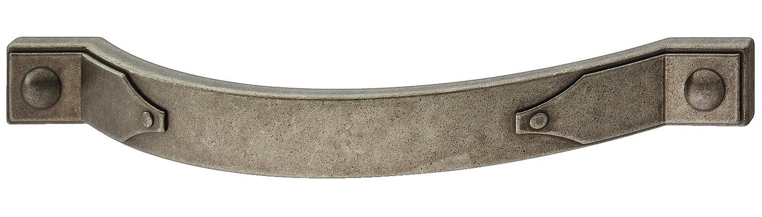 Image of   Greb, Mørkegrå antik, brugt look
