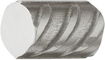Image of   Knopgreb, rustfri bygningsstål, Ø22 mm