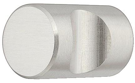 Image of   Knopgreb, rustfri stål, Undersænket, Ø20 mm