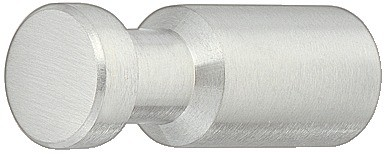 Image of   Knopgreb, rustfri stål, indsnævring, Ø12 mm