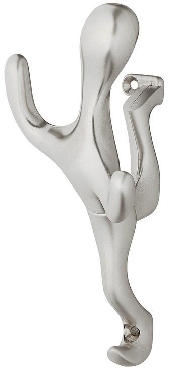 Image of   Garderobekrog, unik form, zinklegering