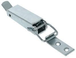 Image of   Fjederklemme, forzinket stål