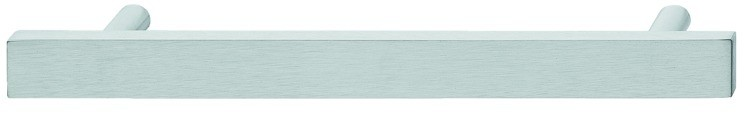 Greb, Rustfri stål, Mat børstet. 136-232mm